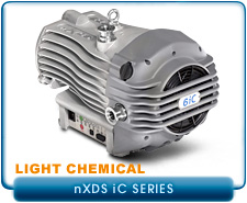 Brand NEW Edwards nXDS6iC-nXDS20iC Oil-Free Dry Scroll Vacuum Pump