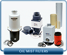 Alcatel Oil Mist Eliminators and Filters