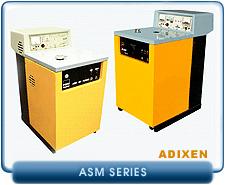 Alcatel ASM 10 ASM10 Diffusion Pumped Portable Helium Leak Detector Rebuilt