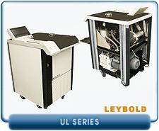Rebuilt Leybold Helium Leak Detectors - UL 100, UL 500