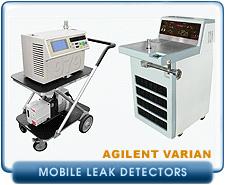 Rebuilt Varian Helium Leak Detectors - Portatest II, 936, 947, 979, MS30