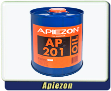 Apiezon AP201 fluid oil, for Vapor Booster Diffusion Pumps, 4 liters, AP201-4L