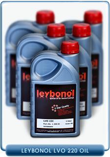 Oerlikon Leybold Vacuum Leybonol LVO 220 Ester Oil, for RUVAC Pumps