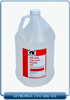 Oerlikon Leybold LEYBONOL LVO 600 White mineral oil with good chemical stability