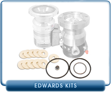 Edwards EXT 70 Turbo Molecular Pump Repair Kit PN 23E Ext-70