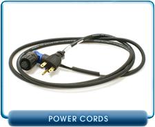 Leybold D 2,5 E, D2.5E D2,5E D 2.5 E Main Power Cord NEMA Plug 100-120V 50/60 HZ