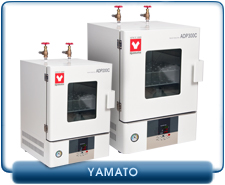 NEW Yamato ADP21 ADP-21 Compact Vacuum Drying Oven, 0.35 to 1 Cubic Foot, 240 Degrees C