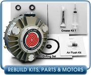 Vacuum Pump Repair Service and Overhaul Kits