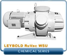Oerlikon Leybold RuVac WSU 251-2001 WSU-251 Roots Blower Booster Vacuum Pump