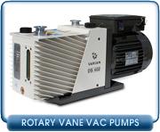 Rotary Vane Vauum Pumps - New & Rebuilt Rotary Vane Pumps, Rebuilding Service, Rebuilt Kits, & Parts