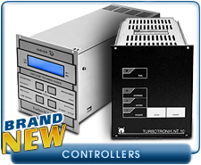 New Turbo Pump Controllers - Alcatel, Edwards, Leybold, Pfeiffer, Varian