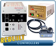 Rebuilt Turbo Vacuum Pumps Controllers - Rebuilt Pfeiffer Balzers, Edwards, Varian and Alcatel Trubo Pump Controllers