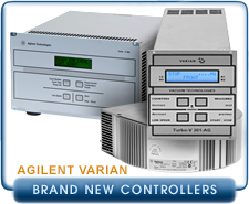 New Varian Turbo Pump Controllers - Navigator And Rack Mount AG Controllers