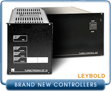 New Oerlikon Leybold Turbo Pump Controllers