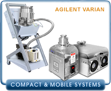 New Agilent Varian Compact Turbo Pumping Systems