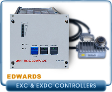 Refurbished Edwards Turbo Pump Controllers