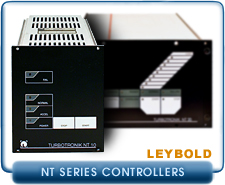 Refurbished Leybold NT Series Turbo Pump Controllers