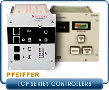 Refurbished Pfeiffer TCP Series Turbo Pump Controllers