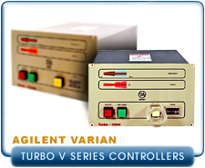 Refurbished Varian Turbo V Series Turbo Pump Controllers
