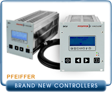NEW Pfeiffer DCU 110 Display Control Unit with integrated Power Supply 24VDC PM C01 820