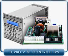 NEW Varian Turbo-V 81-AG 1/4 Rack V81 Turbo Molecular Vacuum Pump Controller RS-232/485