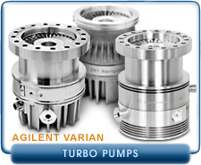 New Turbo Molecular Pumps - Agilent Varian Turbo Molecular Vacuum Pumps