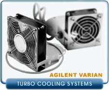 New Varian Turbo Pump Fan Air Cooling Systems