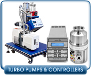 NEW Turbo Pumps. Dry High Vacuum Pumping System