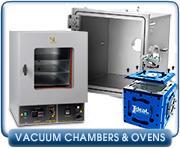 Vacuum Chambers, iCube Modular Chambers, Vacuum Ovens, Vacuum Storage Containers