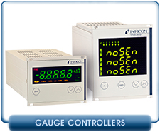 INFICON VGC401 Single Channel Vacuum Pressure Gauge Controller, VGC402, VGC403 double or triple channel