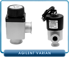 Vrian Direct Acting Electromagnetic or Manual Right Angle Operated Manual Aluminum Block Valve