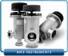 MKS Instruments Conflat Flanged Valve, MKS Instruments KF Flanged, MKS Instruments ISO Flanged, Manual, Stainless Steel Bellow Valves