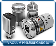 Vacuum Pressure Gauges - New & Rebuilt Vacuum Pressure Gauges, Thermocouple, Convectron, Cold Cathode, Hot Cathode, & Pirani Gauges