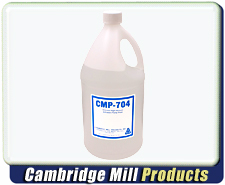 Cambridge Mill Products CMP 704 Silicone High Vacuum Diffusion Vacuum Pump Oil, 1 Gallon