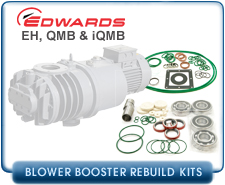 Edwards EH250, EH500 Booster Blower Clean and Overhaul Pre-Conical Kit