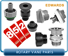 Edwards Rotary Vane Pump Parts - In Stock