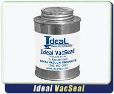 Ideal VacSeal Thermal-Plastic Vacuum Sealant Componet 8 0z. Can