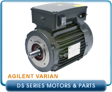Agilent Varian NEW Motor for Rotary Vane Vacuum Pumps, DS102, DS202, DS302, 1-Phase 115/220v