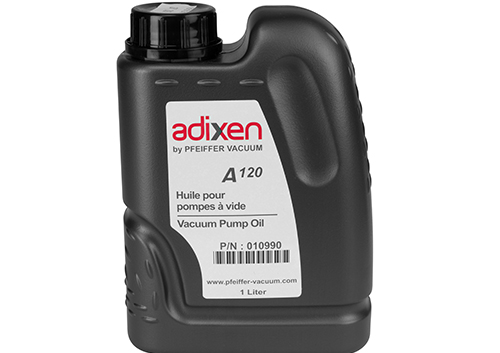 A120 Pump Oil Cover Image