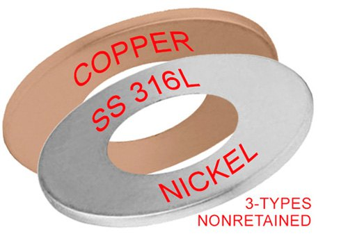 VCR Gaskets Unplated  Cover Image