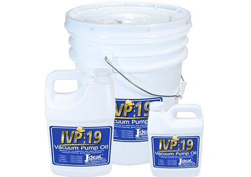 IVP 19 PUMP OIL Cover Image