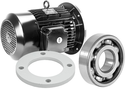 Leybold Blower Parts & Motors Cover Image