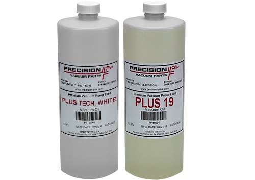 PRECISION PLUS OILS Cover Image