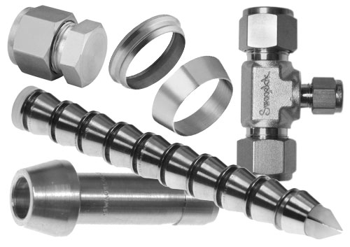Swagelok Tube Fittings Cover Image