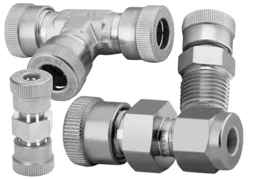 SWAGELOK ULTRA-TORR FITTINGS Cover Image