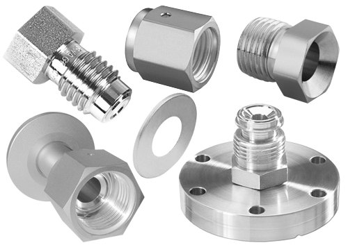 VCR Fittings and Adapters Cover Image