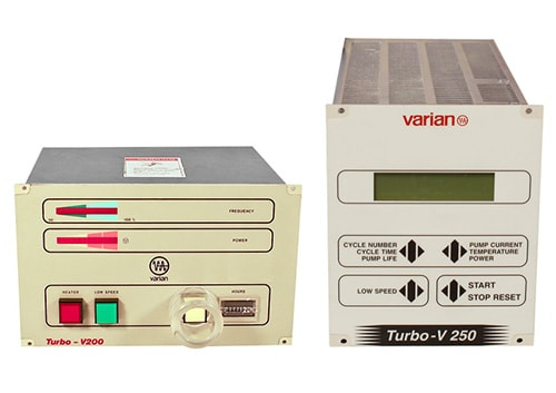 AGILENT VARIAN TURBO V SERIES Cover Image