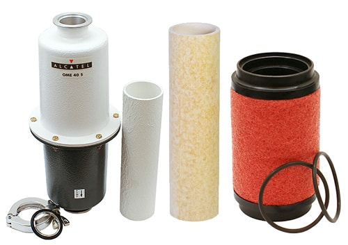 OIL MIST FILTERS Cover Image