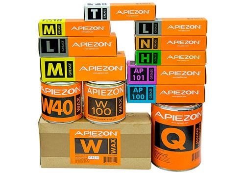 APIEZON GREASES AND WAX Cover Image