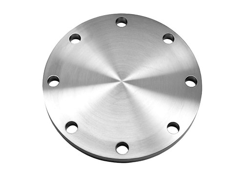 BLANK FLANGE NO GROOVE Cover Image